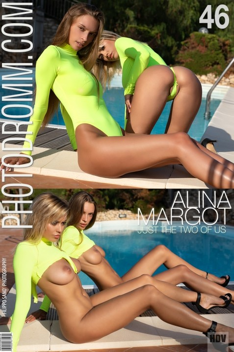 Alina & Margot - Just The Two Of Us - 46 pictures - 3000px (14 May, 2020)